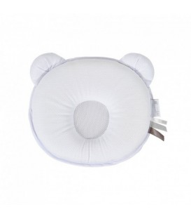 Candide P'tit Panda Air + Pillow White