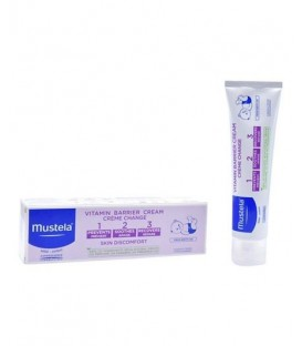 Mustela Vitamin Barrier Cream 1-2-3 100ml