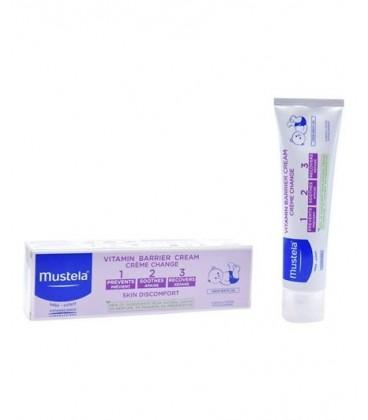 Mustela Vitamin Barrier Cream 1-2-3 100ml