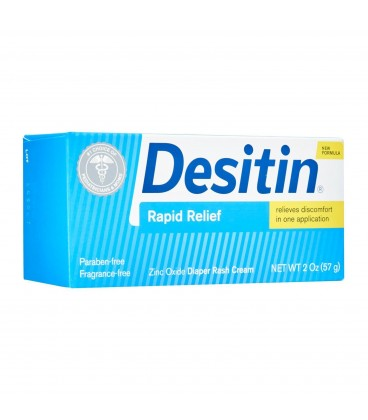 Desitin Rapid Relief Diaper Rash Cream 57g