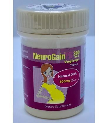 Neurogain PB VegiCap 30's