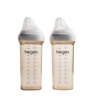 Hegen PCTO™ 330ml Feeding Bottle PPSU, 2-Pack