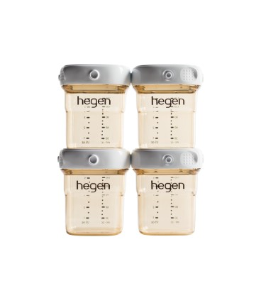 Hegen PCTO™ 150ml Breast Milk Storage PPSU, 4-Pack