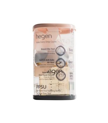 Hegen PCTO™ 150ml Feeding Bottle PPSU
