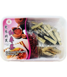 Hock Hua Codonopsis Astragalus Red Date Tea (3 Packets) 党参北芪红枣茶