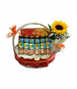 Fish Essence & Bird Nest with Flower Set
