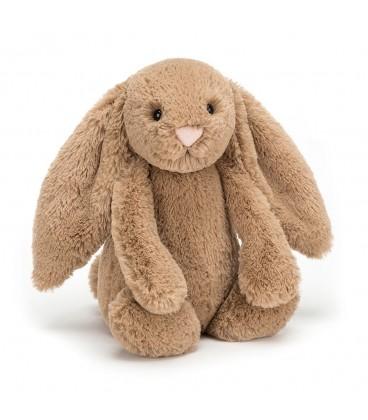 Jellycat Bashful Biscuit Bunny Medium