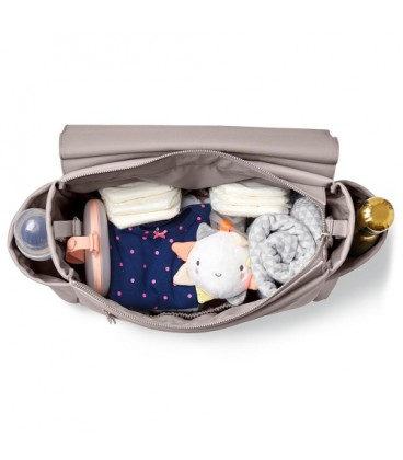 Greenwich Simply Chic Convertible Backpack- Portobello