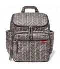 SKIP HOP Forma Backpack- Grey Feather