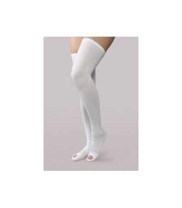 Therafirm Thigh-High Anti Embolism Stockings (M)
