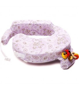 My Brest Friend Slipcover- Petal Paisley