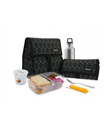 Packit Freezable Lunch Bag - Dessert Plains