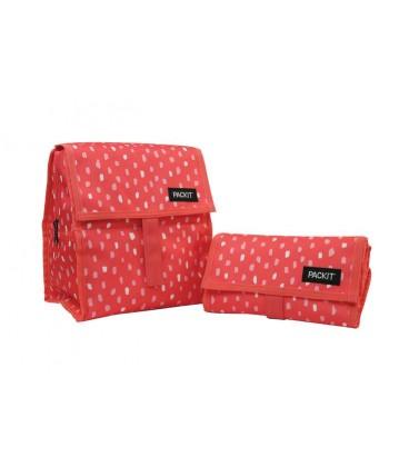 Packit Freezable Lunch Bag - Melon Spritz