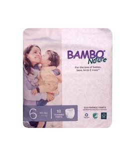 Bambo Nature Pampers Stage 5 (XL) 18+ kg