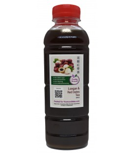 Longan & Red Dates Tea (500ml)