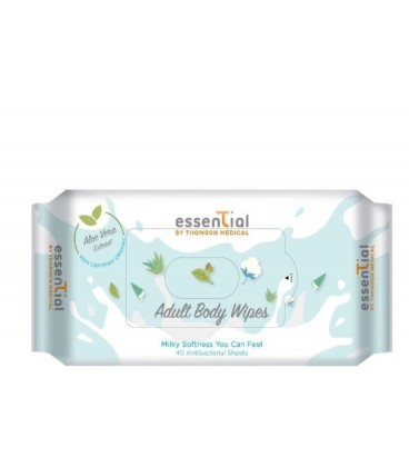 Essential By TMC Adult Wipes