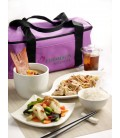 7-Day Lunch & Dinner (TMC In-Room Shopping)
