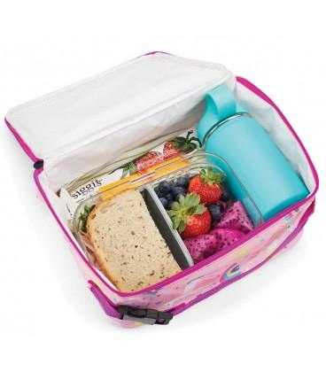 Packit Freezable Classic Lunch Box - Unicorn Sky Pink