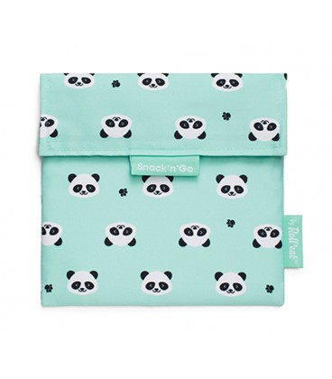 "Roll and Eat ""Snack N Go"" Pouch - Panda"