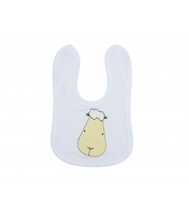 Baa Baa Sheepz Bib (Big Face Sheep)