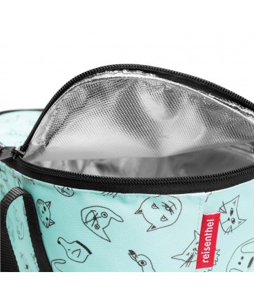 Resisenthel Coolerbag XS Cats & Dogs - Mint