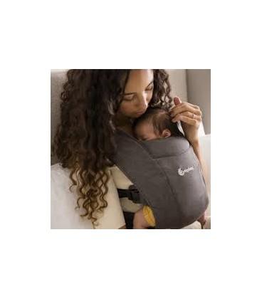 Ergobaby Embrace Carrier - Heather Grey