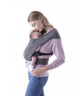 Ergobaby Embrace Carrier - Heather Grey
