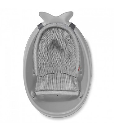 Skip Hop  Moby Smart Sling™ 3-stage Baby Tub - Grey
