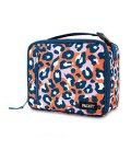 Packit Classic Lunch Box Bag - Wild Leopard Orange