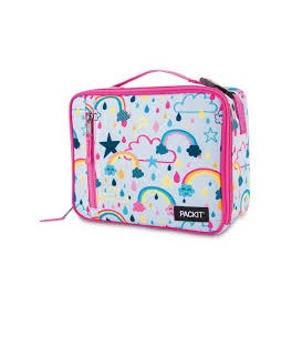 Packit Classic Lunch Box Bag - Rainbow Sky