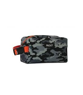 Packit Snack Box Bag - Charcoal Camo