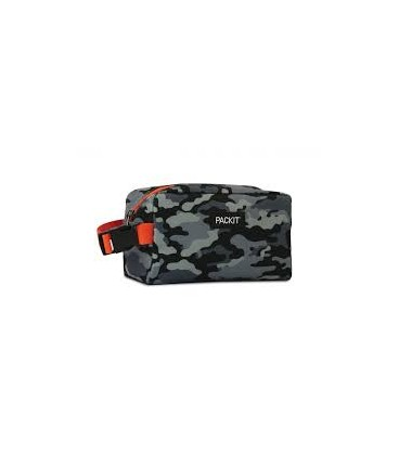 Packit Snack Box Bag - Charcoal Camo