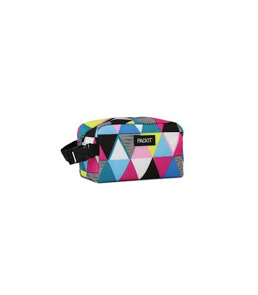 Packit Snack Box Bag - Triangle Stripe