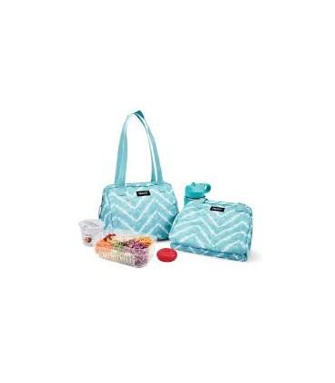 Packit Lunch Hampton Bag - Aqua Dye