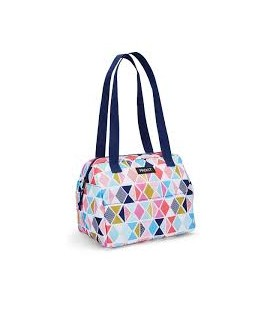 Packit Hampton Lunch Bag - Festive Gem