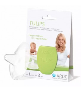 Ardo Tulip Nipple Shield (L)