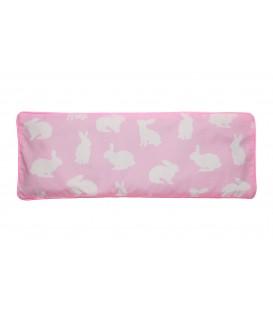 KRFTD Bunnies Snuggy Beansprout Husk Pillow