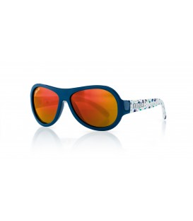 Shadez Kids Sunglasses- Dino Blue