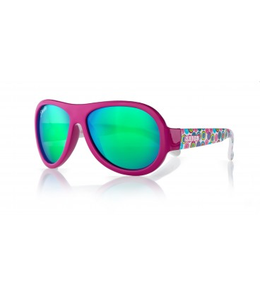 Shadez Kids Sunglasses -Psychedelic Fuchsia
