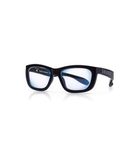 Shadez Blue Light Eyewear Protection Adult (16+ yrs old) - Black