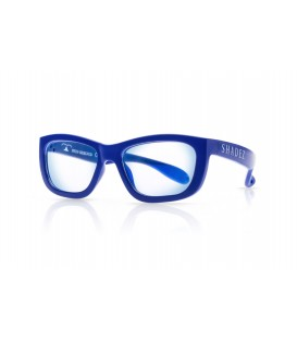 Shadez Blue Light Eyewear Protection Adult (16+ yrs old) - Blue