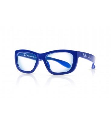 Shadez Blue Light Eyewear Protection Adult (16+ yrs old) - Blue