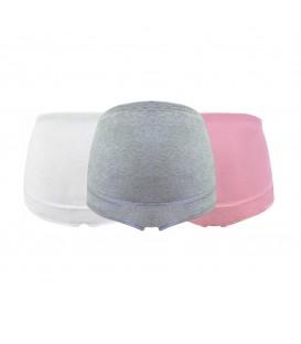 Lunavie Cotton Maxi Maternity Panty (3 pcs) - XXL Size