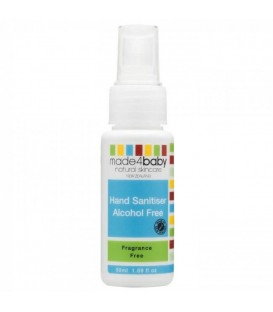 Made4baby Hand Sanitiser (Alcohol Free) 50ml