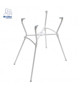 Rotho Babydesign foldable standard Bathtub Stand, Non-adjustable (New Model)