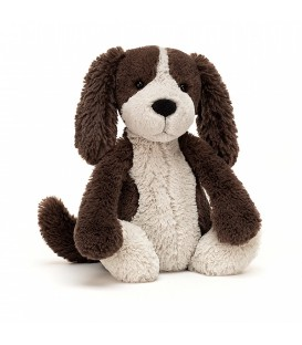 Jellycat Bashful Fudge Puppy Medium