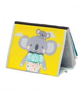 Taf Toy Tummy Time Book