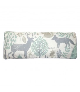 KRFTD Woodland Animal (Green) Snuggy Beansprout Pillow