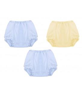 Babies Culture  3 pcs Diaper Short Pants ( Boy)