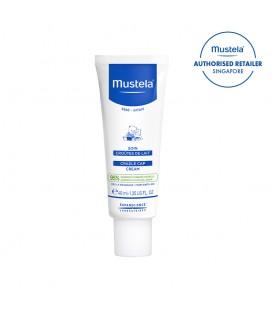 Mustela Cradle Cap Cream 40ml (MN-CRCC)